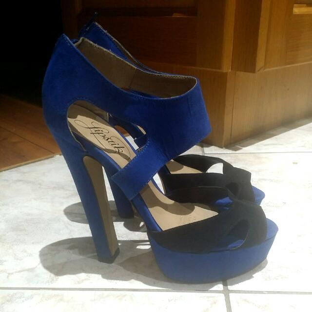 Lipstick Shoes 5.5