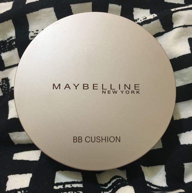 Maybelline氣墊粉餅(一般膚色)
