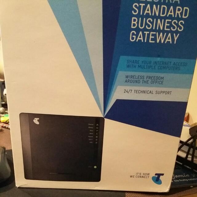 Modem Router Wireless Telstra Tg797n V3