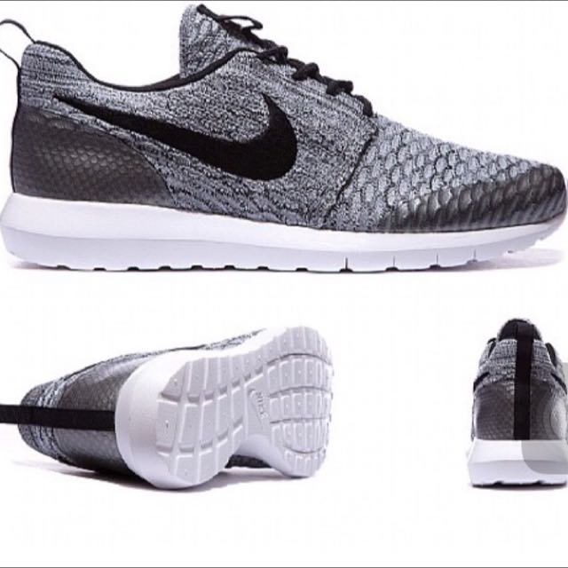 newest 94aea ff3c9 2色入 Nike Roshe Run NM Flyknit Trainer, Sports on Carousell