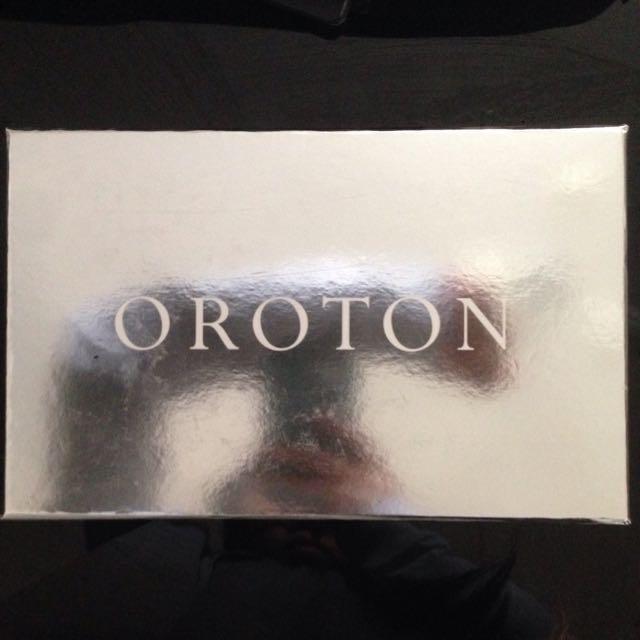 Oroton Purchase Box