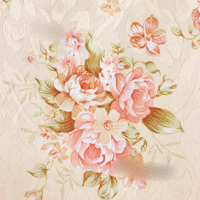 Peach Rose Lace Tv Cover 42 Quot Shabby Chic Baju Bunga Vintage