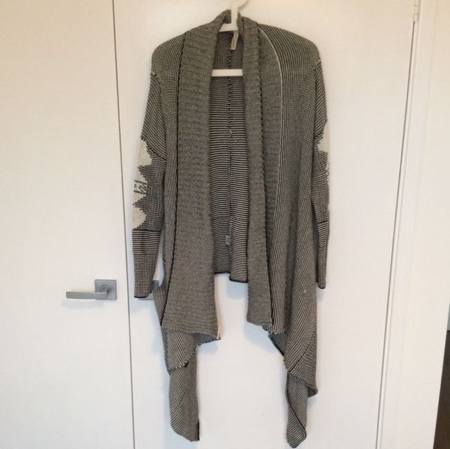Piper Sz 8 Wrap Cardigan