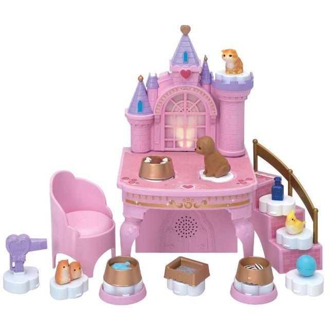 [Pre-order] Takara Tomy Licca Magical Pet Castle Playset