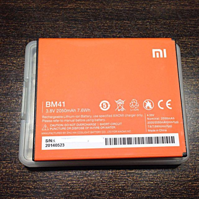 Redmi/Redmi 1S Original Battery