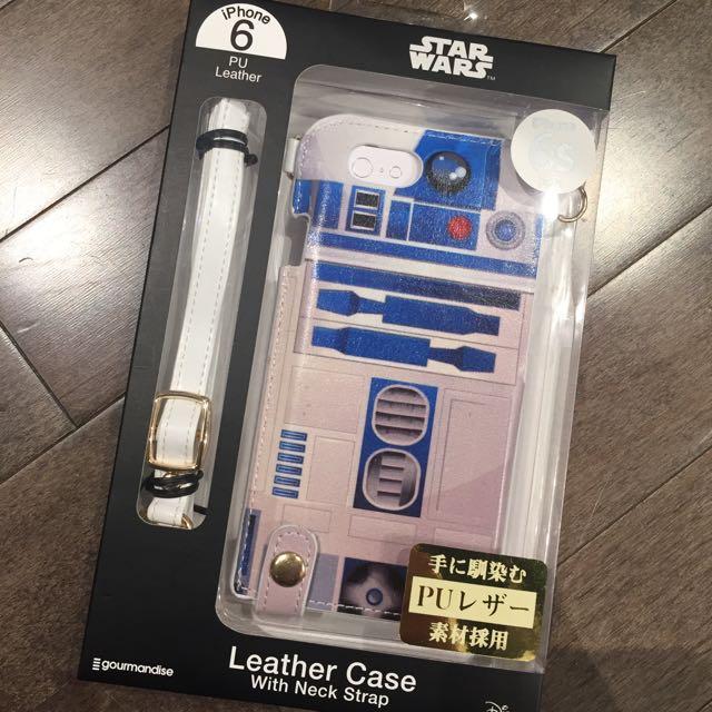STAR WARS  R2D2保護套(iPhone6/iPhone6s)