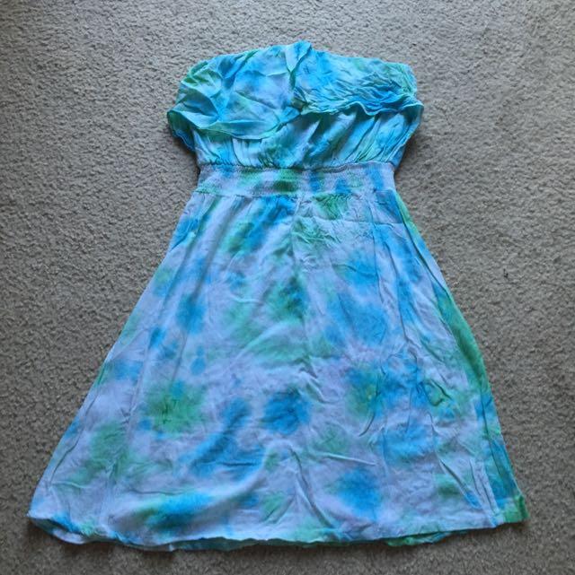 Summer Tube Dress