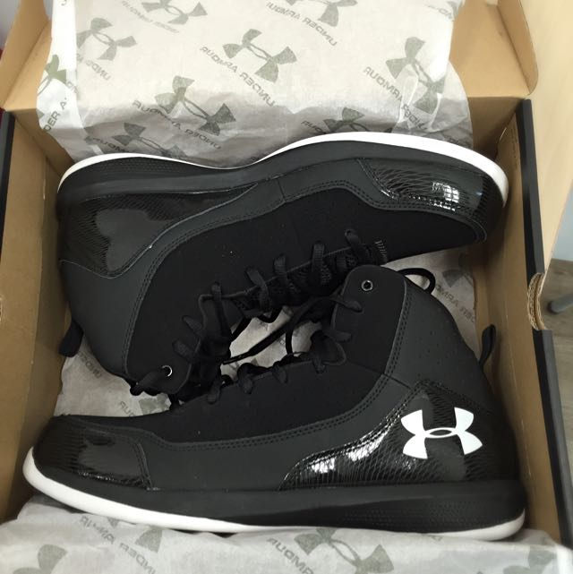 4249351afa03 UA under armour jet basketball shoes