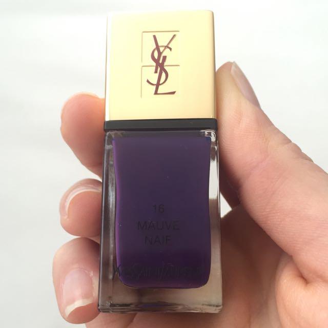 YSL La Laque Couture - #16