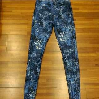 UNDER ARMOUR/UA/緊身褲/壓力褲/內搭褲