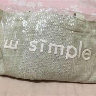 統一時代百貨織紋提袋