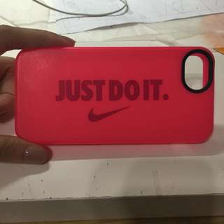 二手真品 Nike Just Do It 軟殼