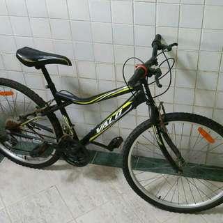 Medium Size Mountain Bike