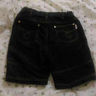 1/2 短褲