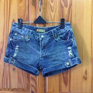 牛仔褲(M)