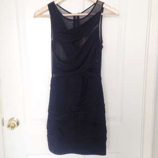 Black Cross Cross Dress