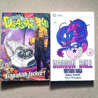 Comics - Dragon Ball
