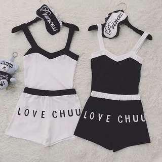 ⭐️韓版字母睡衣⭐️