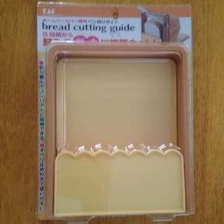 日本 貝印 吐司切片器 麵包 吐司 模型