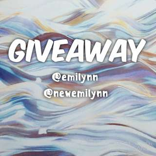 @emilynn's 2nd GIVEAWAY!