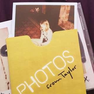 Taylor Swift Polaroids 14-27