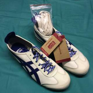 Limited Edition Asics Ontisuka Tiger Mexico 66