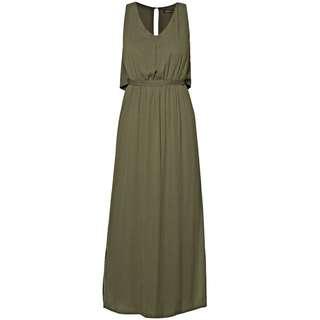 Something Borrowed Khaki Green Maxi Dress