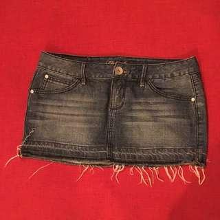 Guess Jeans Denim Skirt