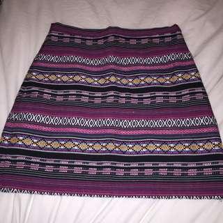 Dotti Patterned Skirt