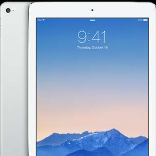 BNIB IPad Air 2 Silver Colour 16gb Wifi