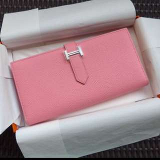 New Rose Confetti Bearn Wallet With Gusset