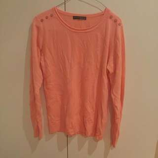 Cute Light Sweater Size 8-10