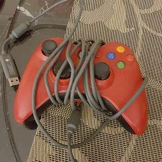 Genuine Red Elite XBOX 360 Controller