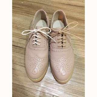 海星家訂製款牛津鞋