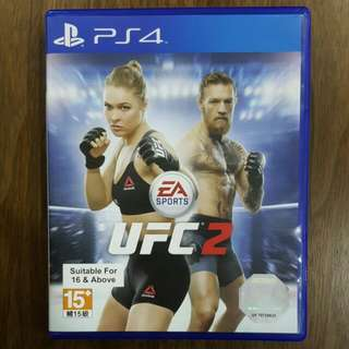 PS4 UFC 2 (Reserved)