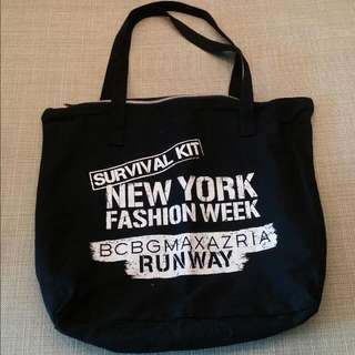 New York Fashion Week Tote