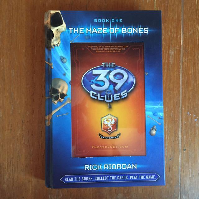 39 Clues Book 1