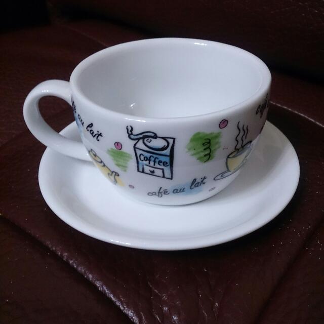 陶瓷杯碗盤組