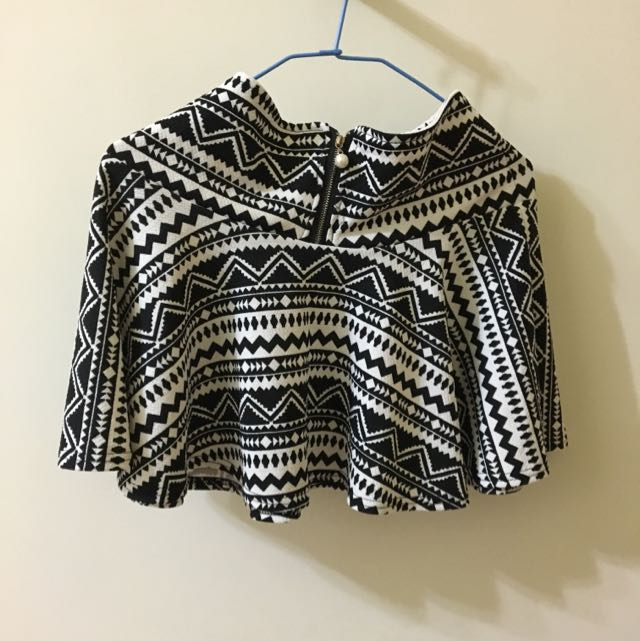 珠珠幾何短裙 購自miu Star