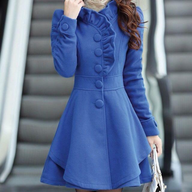 Coat Dress (price inc. Shipping)