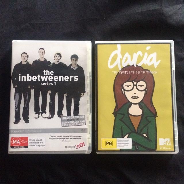 Daria & The inbetweeners