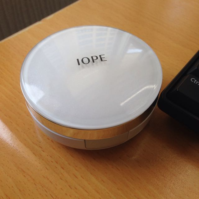 Iope氣墊粉餅