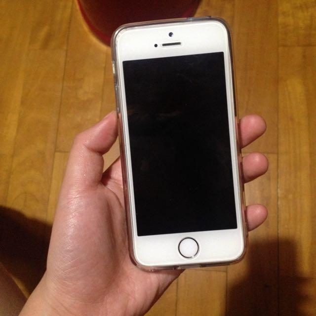 (降價!)iPhone 5s 16G 銀