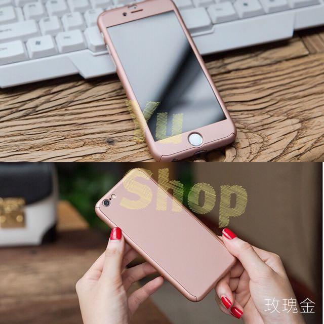 全包覆iPhone 6/6s plus iphone5/5s手機殼