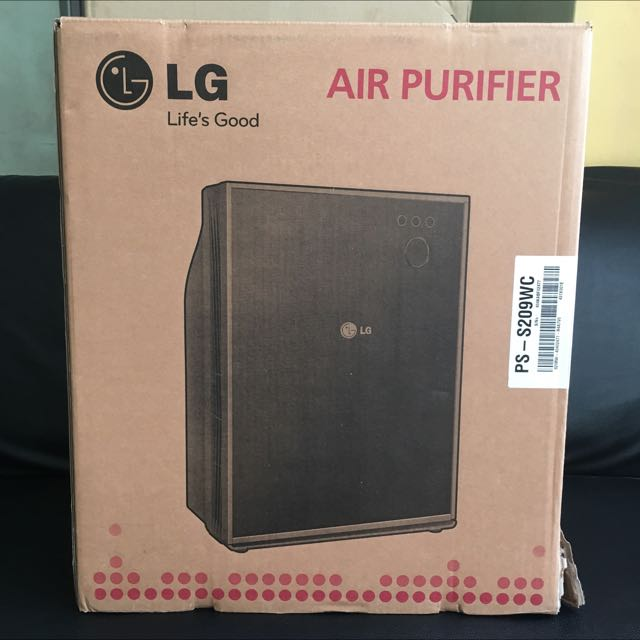 LG Air Purifier (RESERVED)