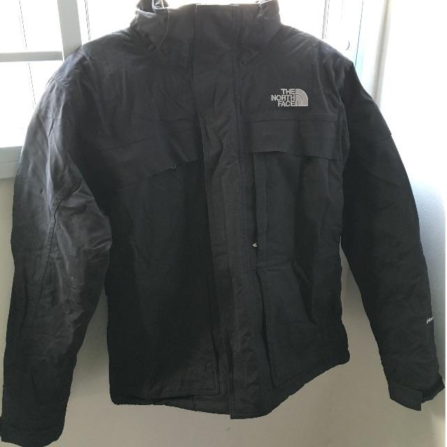 e83f0c290629 Men s North Face McMurdo Parka Jacket 550 Fill Goose Down HyVent 2L ...