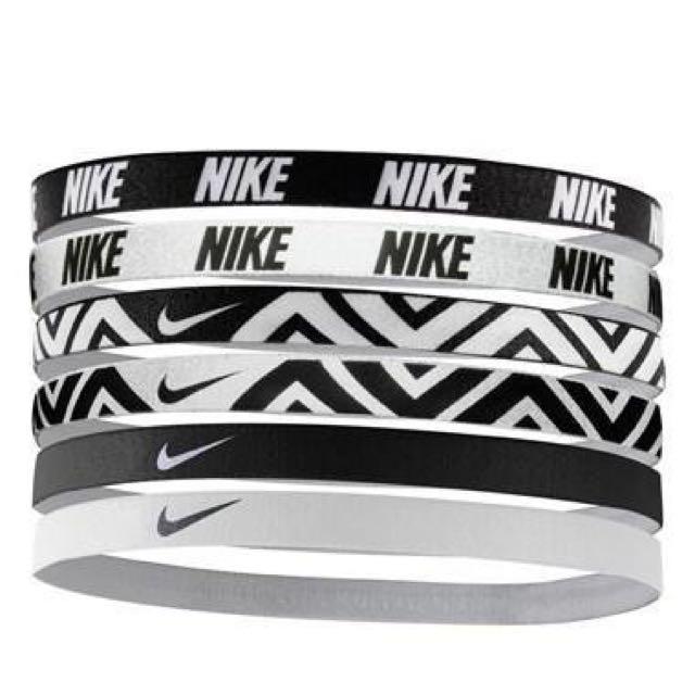 Nike止滑髮帶