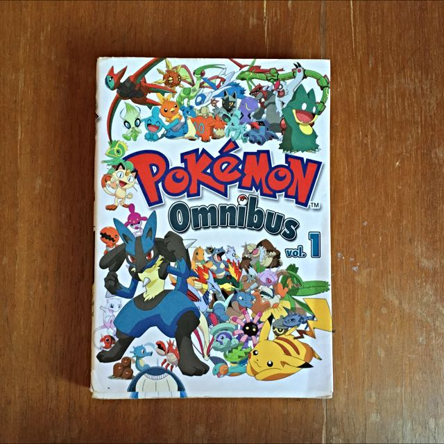 Pokemon Omnibus