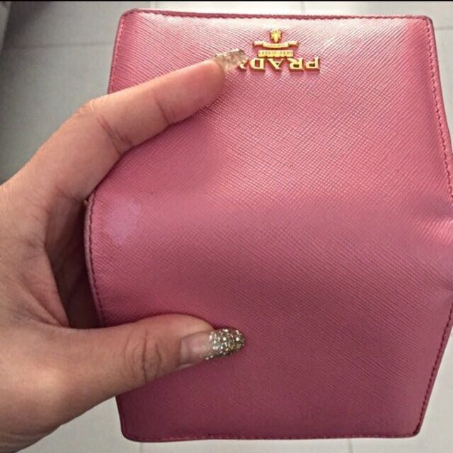 Prada Short Wallet