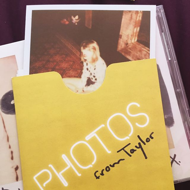 Taylor Swift Polaroids 14-27